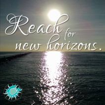reach for new horizons